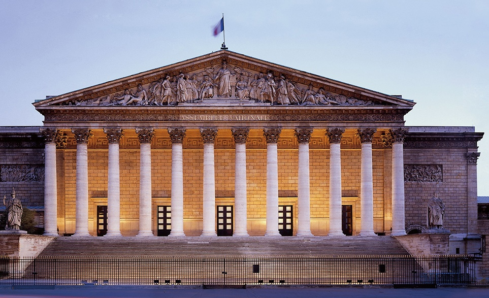 En direct de l'Assemblée Nationale